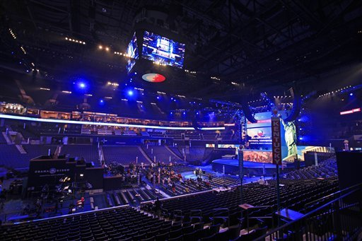 democratic national convention arena