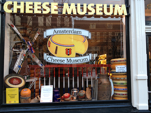 2013-03-21 Cheese Museum in Amsterdam