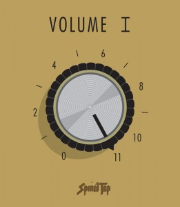 Spinal Tap Volume to 11