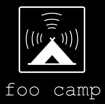foo camp logo