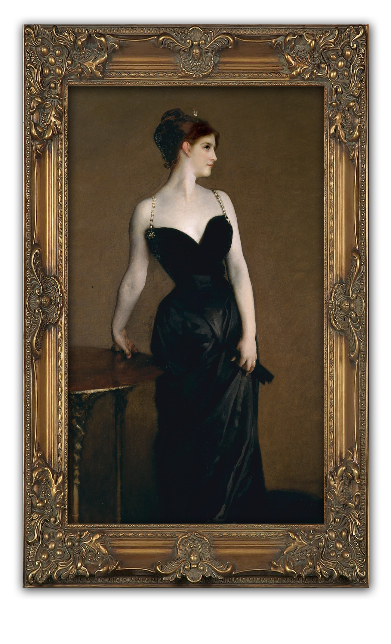 Countess Alexandra Portrait