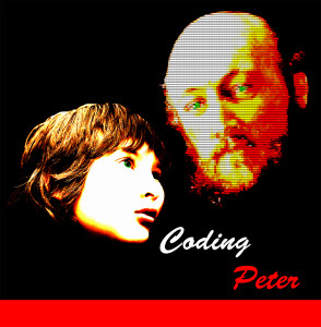 Coding Peter book cover