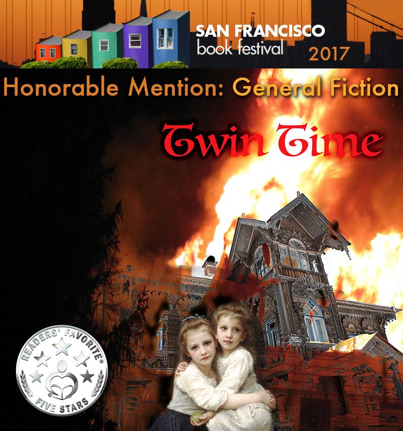 2017 SF Book Festival Award