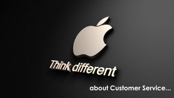 Apple Customer Service... Not