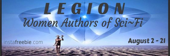 Legion Women Authors of SciFi