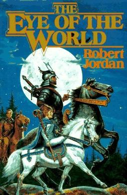 Wheel of Time Book Cover