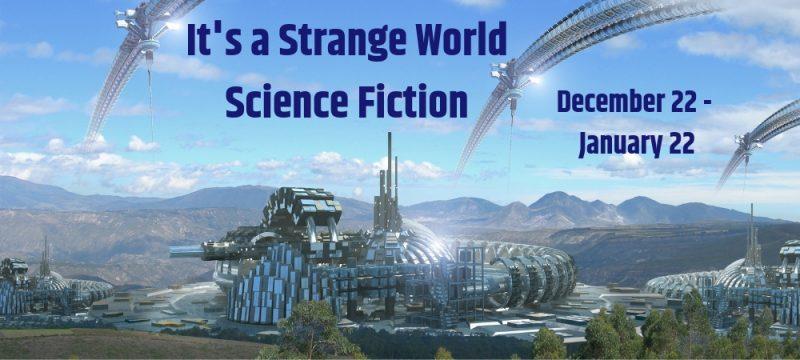 Strange World SciFi