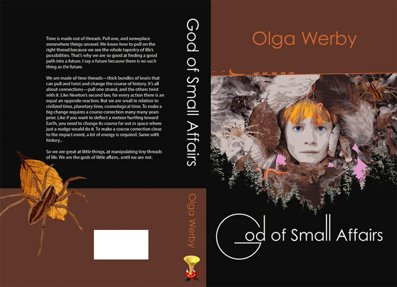 God of Small Affairs Cover Sample small