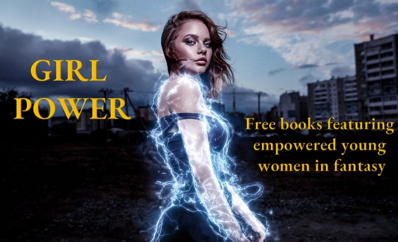 Girl Power Giveaway