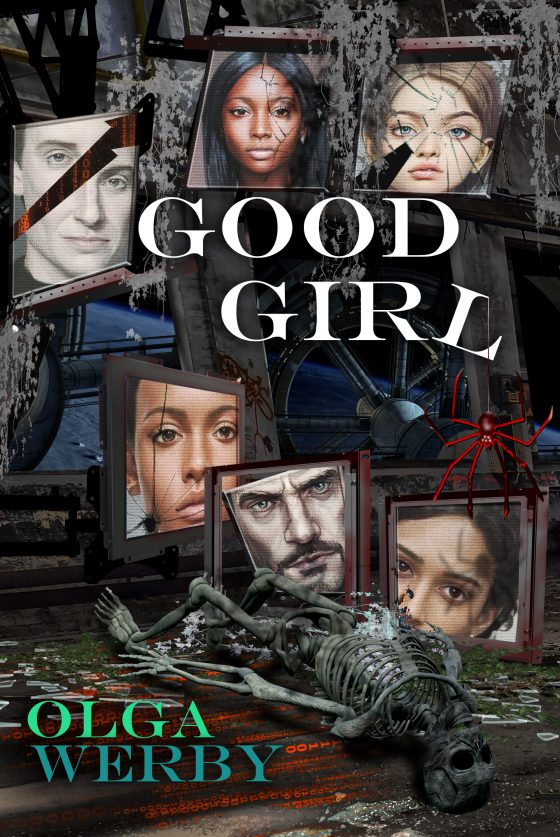 Good Girl ebook cover