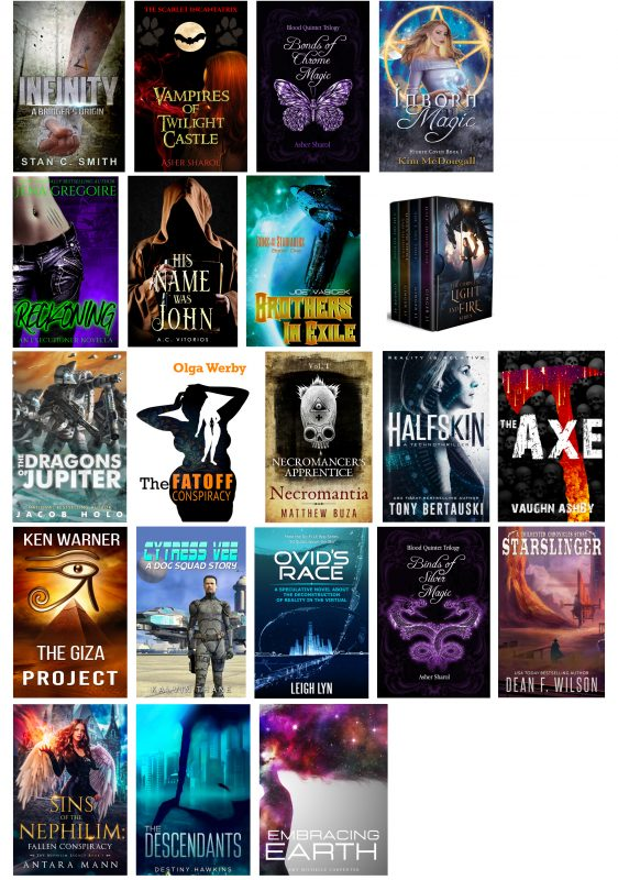 2021-02-14 BookFunnel Giveaway