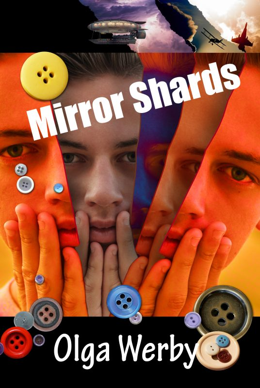 Mirror Shards Cover 1