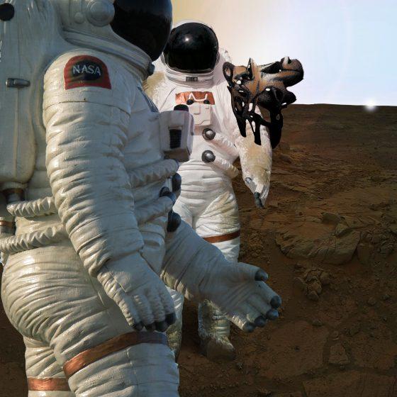 The Shifting Sands Sands of Mars Cover for Kindle Novella
