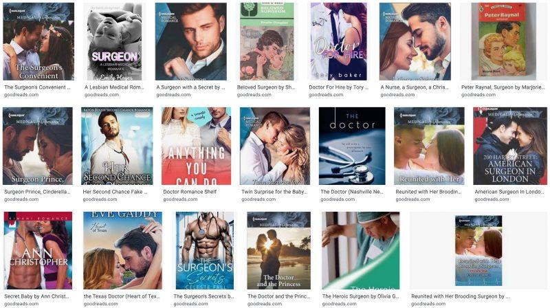 Surgeons Goodreads Romance
